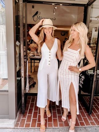 Linen Romper & Dress- Miyamo Boutique